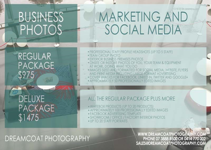 Business Photos Package A4