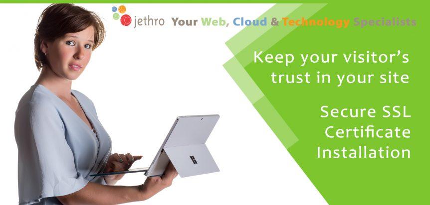 SSL-Certificate-Installation
